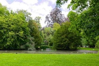 Deuxième étang